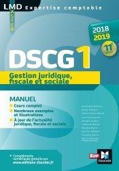 Gestion juridique fiscale et sociale DSCG 1