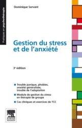 La couverture et les autres extraits de Stress et risques psychosociaux au travail
