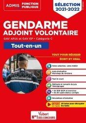 Gendarme adjoint volontaire - GAV APJA et GAV EP - Catégorie C - Tout-en-un - 20 tutos offerts