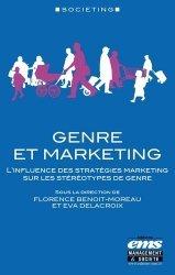 Genre et marketing. L'influence des stratégies marketing sur les stéréotypes de genre