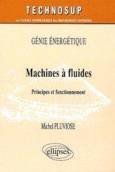 Génie énergétique Machines à fluides