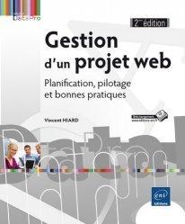 Gestion d'un projet web