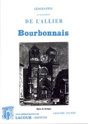 Géographie du département de l'Allier (Bourbonnais)