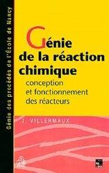 Génie de la réaction chimique