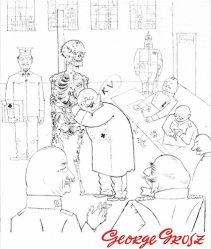 George Grosz 1893-1959. Un grand Non. Grosz visionnaire, Edition français-anglais-allemand