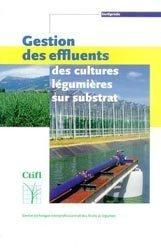 Gestion des effluents des cultures légumières sur substrat