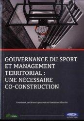 Gouvernance du sport et management territorial : une nécessaire co-construction