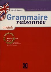 Grammaire raisonnée Anglais