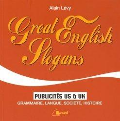 Great English Slogans