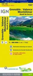 La couverture et les autres extraits de Lyon Villefranche-sur-Saône. 1/100 000
