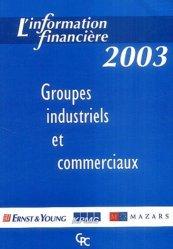 Groupes industriels et commerciaux