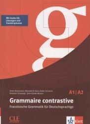 Grammaire contrastive A1/A2