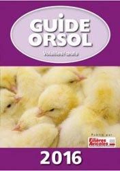 Guide Orsol Volailles et Oeufs  2016