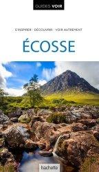 La couverture et les autres extraits de Ecosse. Edition 2018