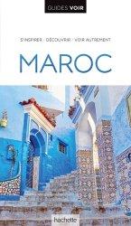 La couverture et les autres extraits de Maroc. Edition 2015