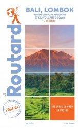 Guide du Routard Bali Lombok 2020/21