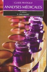La couverture et les autres extraits de Examens de laboratoire