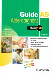 Guide AS Aide-soignant Modules 1 à 8