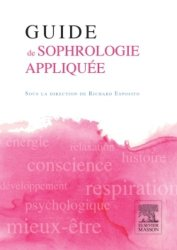 La couverture et les autres extraits de Guide de sophrologie appliquée