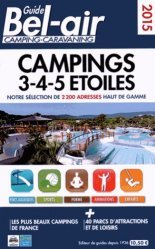 Guide Bel Air campings-caravaning