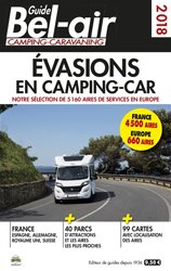 Guide Bel-air camping-caravaning 2018