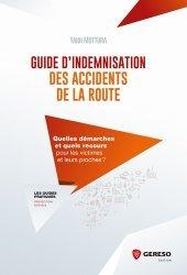 Guide d'indemnisation des accidents de la route