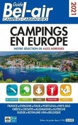La couverture et les autres extraits de Le Guide officiel Aires de Services Camping-Car