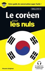 Guide de Conversation Coréen pour les Nuls