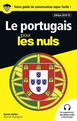 La couverture et les autres extraits de Le cahier de vacances Portugais pour les nuls