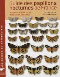 Guide des papillons nocturnes de France
