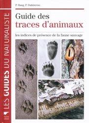 Guide des traces d'animaux