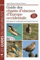 Guide des chants d'oiseaux d'Europe occidentale