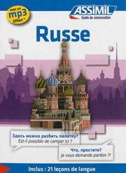 La couverture et les autres extraits de Guide de conversation russe