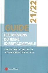 Guide des missions du jeune expert-comptable