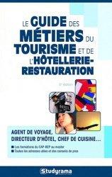 Guide des métiers du tourisme et de l'hôtellerie-restauration