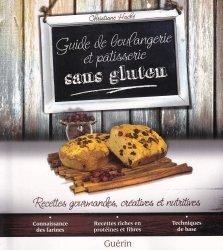 Guide de boulangerie et pâtisserie sans gluten