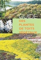 Guide des plantes de toits végétaux