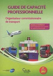 La couverture et les autres extraits de Guide de capacité professionnelle.Transport public routier de marchandises, de déménagement et location