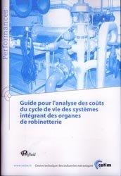 Guide pour l'analyse des coûts du cycle de vie des systèmes intégrant des organes de robinetterie