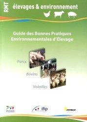 Guide des bonnes pratiques environnementales d'élevage