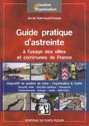 Guide pratique d'astreinte à l'usage des villes et communes de France