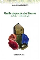 Guide de Poche des Pierres utilisées en lithothérapie