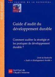Guide d'audit du développement durable