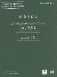 Guide phytopharmaceutique en J.E.V.I ( jardin, espaces verts, infrastructures) 2018-2019