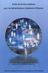 Guide de bonnes pratiques pour les Administrateurs Systèmes et Réseaux