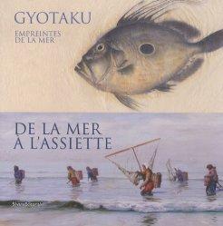 Gyotaku, empreintes de la mer. De la mer à l'assiette