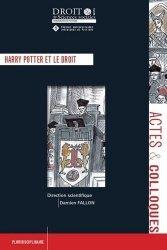 Harry Potter et le droit