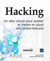 Hacking / un labo virtuel pour auditer et mettre en place des contre-mesures