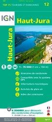 La couverture et les autres extraits de Bellegarde-sur-Valserine Grand Crêt d'Eau. 1/25 000