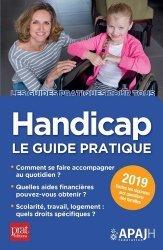 La couverture et les autres extraits de Droit du handicap et procédures. Guide pratique et juridique, 2e édition